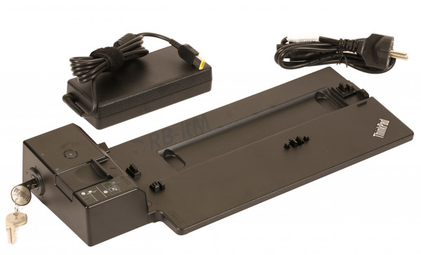 (Neuware) Lenovo ThinkPad 40AH - PRO Docking Station OVP (open box)