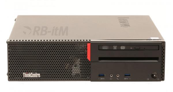 ThinkCentre SFF M900 i5-6400 - 8GB RAM - 256GB SSD M2 - Win10