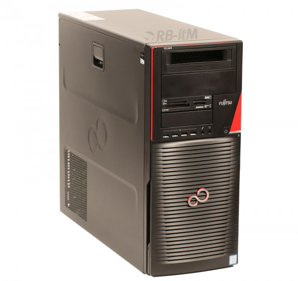 Celsius M740 Workstation - E5-1620v3 3,7GHz - 16GBRAM - 240GB SSD - NVIDIA K4200 - Win 10