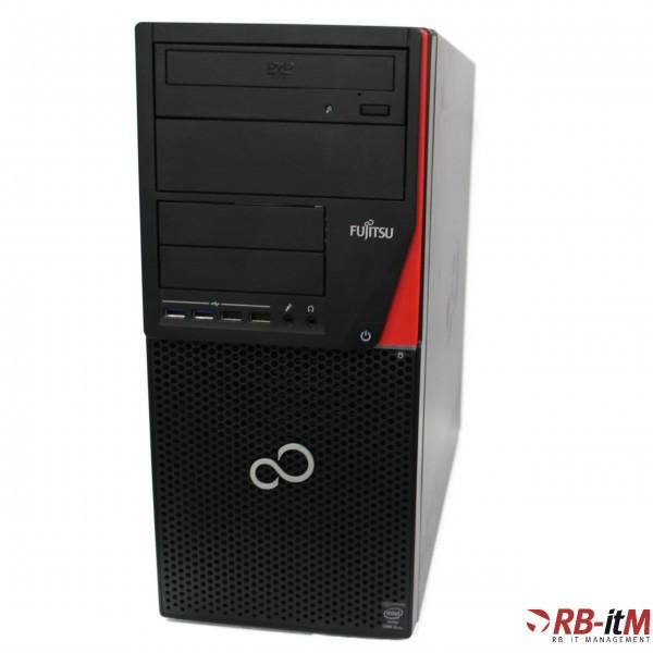 Esprimo P720 Desktop PC i5-4570/4590 - 8GBRAM - 240GB SSD - Win10