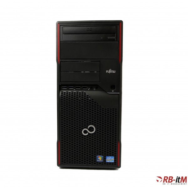 Esprimo P910 Desktop PC i5-3470 - 8GBRAM - 240GB SSD - Win10