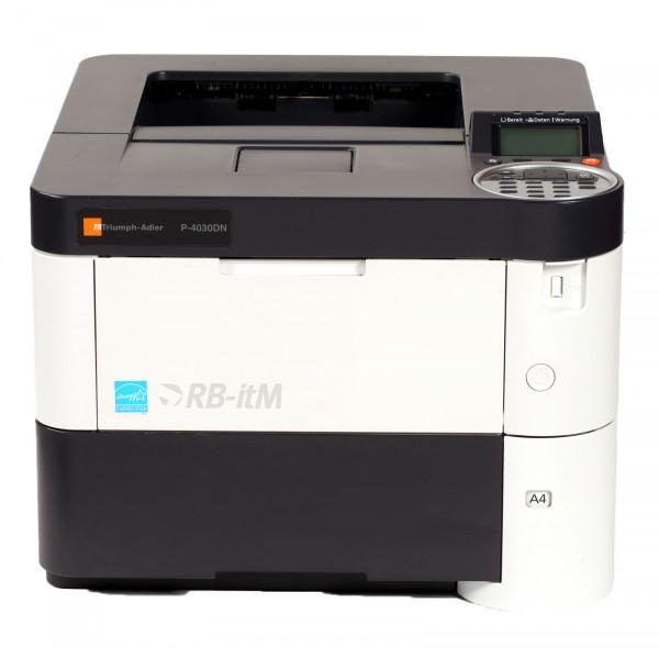 UTAX Drucker P-4030dn s/w
