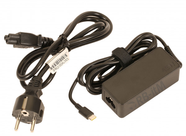 Lenovo 45W (USB-C) mit Netzkabel