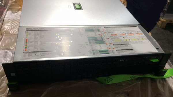 (Neuware) Fujitsu Server Primergy RX2540 M1 32 GB OVP (60 Stk.verfügbar)