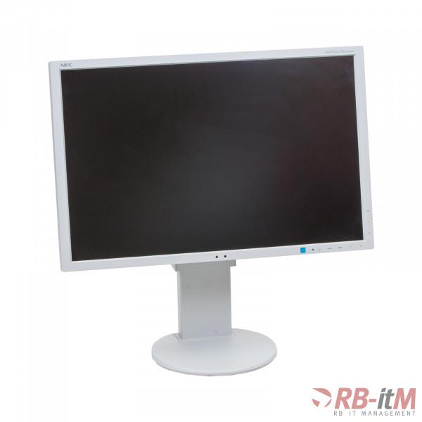 """NEC MultiSync EA244WMI - 24"""" - WUXGA 1920x1200 - TFT-LCD - IPS"""