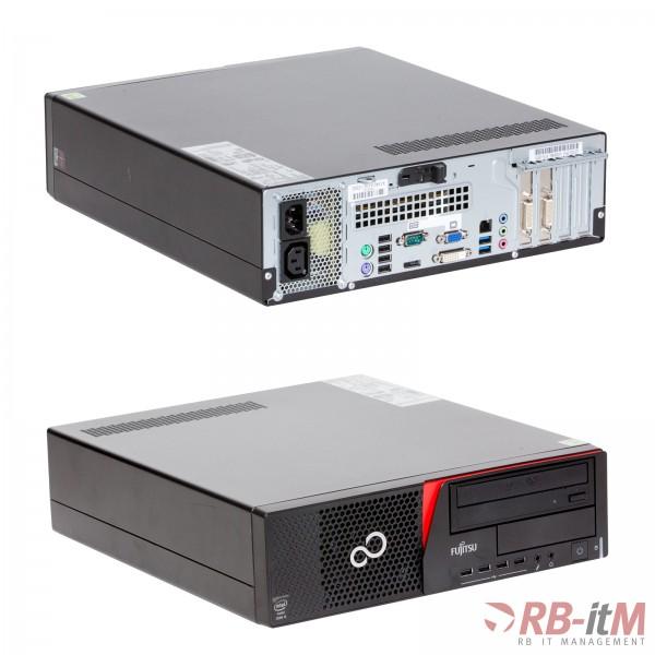 Esprimo E720 Desktop PC i5-4570/4590 - 8GBRAM - 240GB SSD - Win10