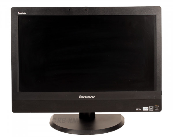 """ThinkCentre All-In-One M93z i5-4570S - 23"""" - FHD IPS - 8GB RAM - 256GB SSD - Win10"""